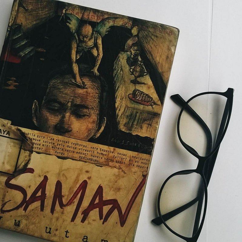 Saman – Ayu Utami