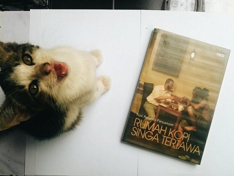 Rumah Kopi Singa Tertawa, Yusi Avianto Pareanom